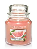 Yankee Candle Pink Grapefruit Medium Jar