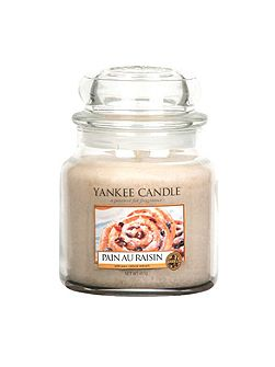 Yankee Candle Pain au Raisin Medium Jar