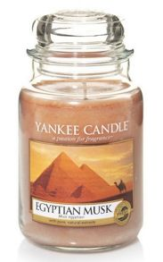 Yankee Candle Egyptian Musk Large Jar