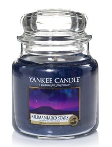 Yankee Candle Kilimanjaro Stars Medium Jar