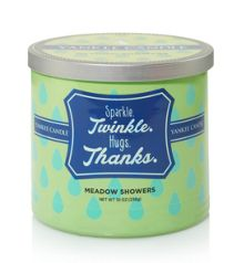 Yankee Candle Sentiments Sparkle Twinkle Hugs