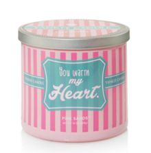 Yankee Candle Sentiments You Are In My Heart