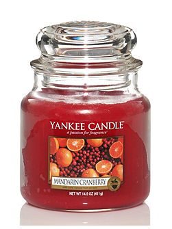 Classic medium jar mandarin cranberry