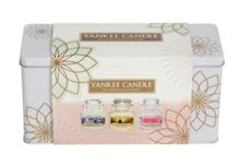 Yankee Candle Gift set my serenity ss16 3 small jar tin