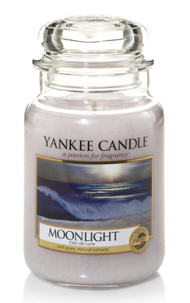 Yankee Candle Classic large jar moonlight