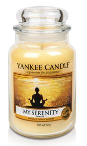 Yankee Candle Classic large jar my serenity