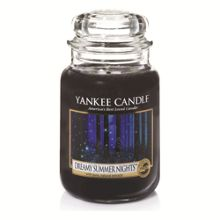 Yankee Candle Classic large jar dreamy summer nights