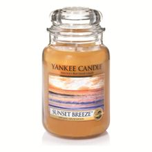 Yankee Candle Classic large jar sunset breeze