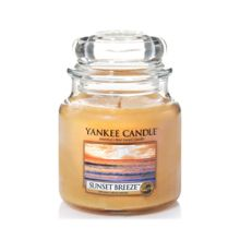 Yankee Candle Classic medium jar sunset breeze