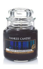 Yankee Candle Classic small jar dreamy summer nights