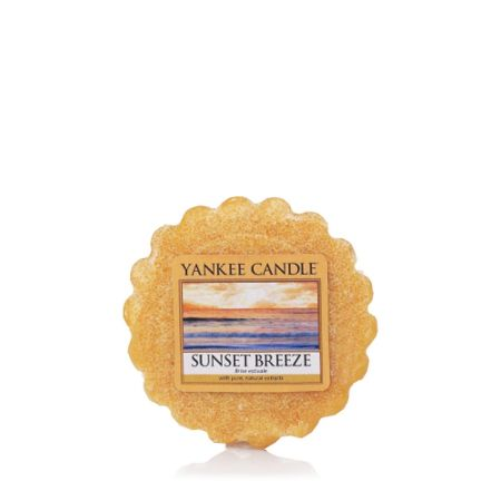 Yankee Candle Classic wax melt sunset breeze