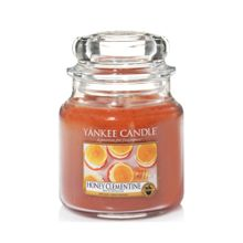 Yankee Candle Classic medium jar honey clementine