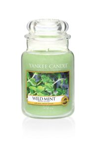 Yankee Candle Classic large jar wild mint