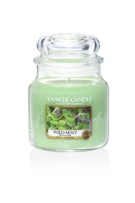 Yankee Candle Classic medium jar wild mint