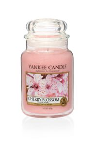 Yankee Candle Classic large jar cherry blossom
