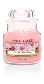 Yankee Candle Classic small jar cherry blossom
