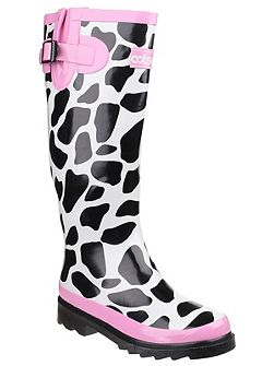 Moo wellington boots
