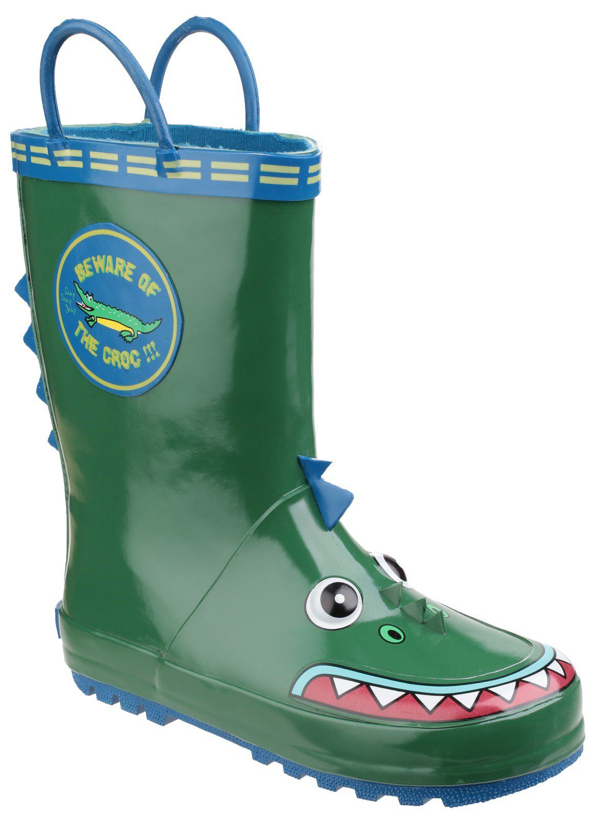 Cotswold Cotswold Kids Puddle Boot Wellies, Green