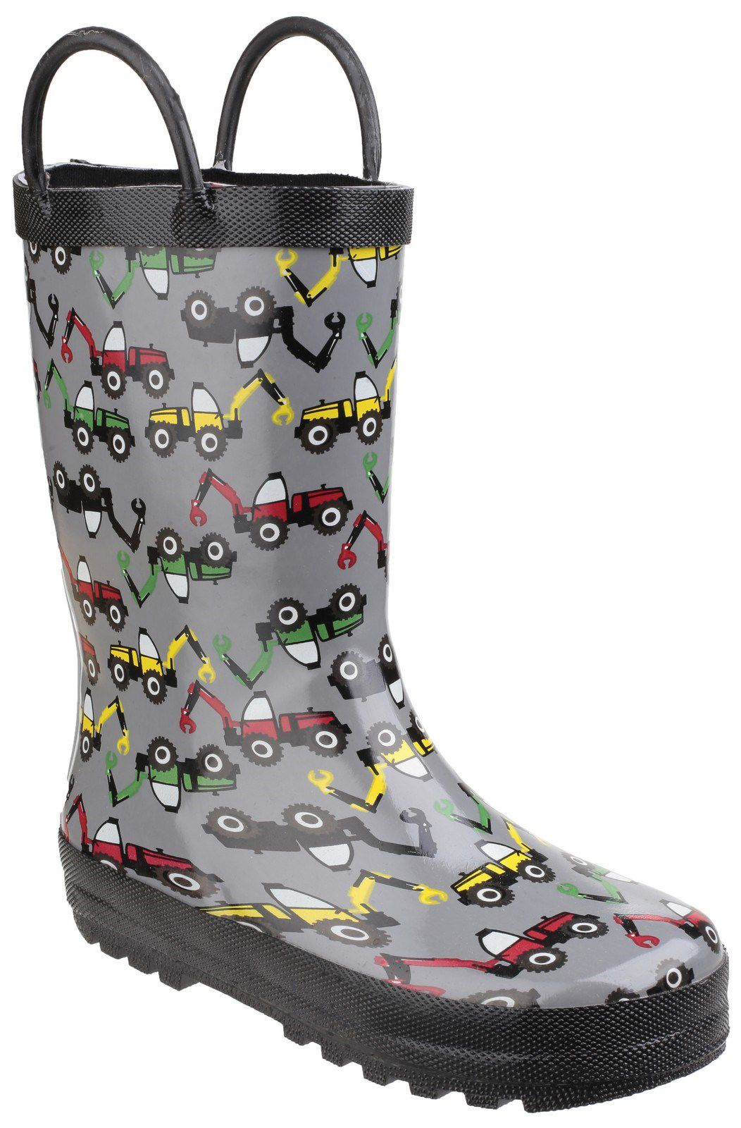 Cotswold Cotswold Kids Puddle Boot Wellies, Grey