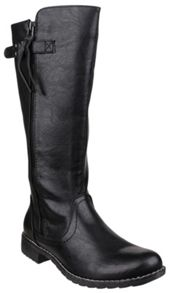 Divaz Bari zip up boots
