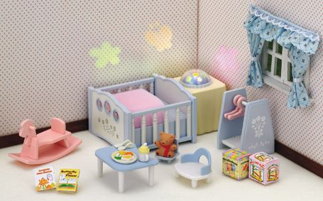 4267 Nightlight nursery set