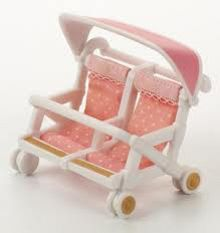 4533 Double pushchair