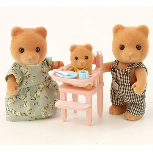 Sylvanian Families The Mcfarlanes New Arrival set 4685