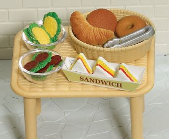 4718 Scrumptious sandwiches set