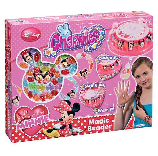 Charmies Minnie Mouse Magic Beads