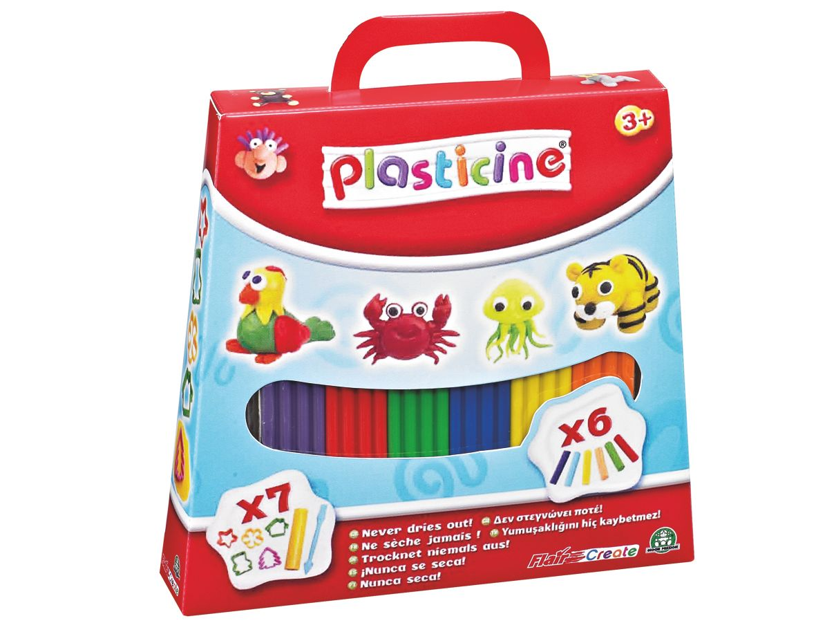 Plasticine Mini Cutters