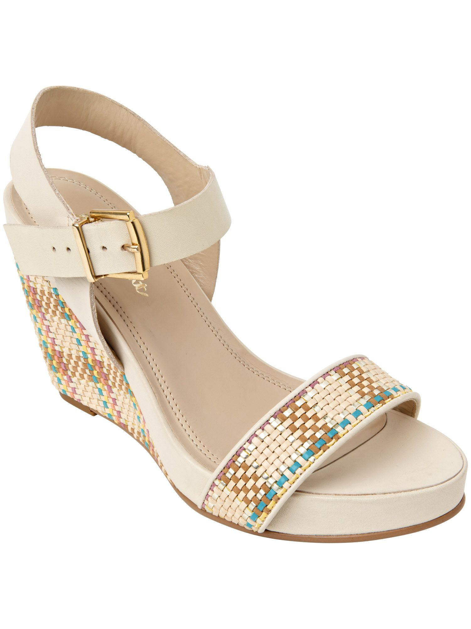 Tara wedge sandal