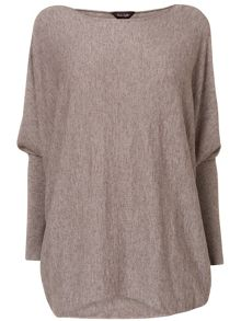 Becca Batwing Long Sleeve Jumper