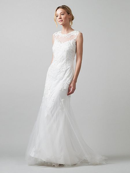 Phase eight josefina wedding dress ivory house of fraser for Phase eight wedding dresses