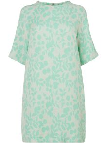 Harriet jacquard dress
