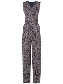 Tabitha tiny dot jumpsuit