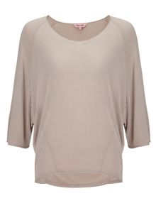 Lightweight gwen knit jumper