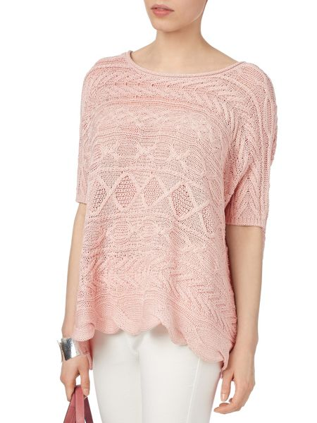 Phase Eight Claudine cable jumper
