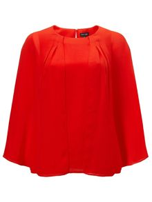 Phase Eight Safia layered blouse
