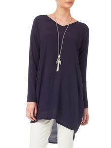 Phase Eight joey v-neck tunic