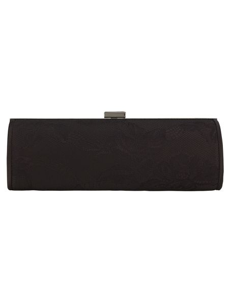 Phase Eight Reyna lace clutch bag