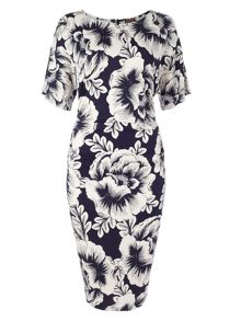 Phase Eight Vita kimono dress