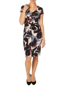 Phase Eight Gillia ruched dress