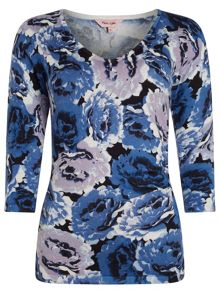 Phase Eight Daisey floral knit top