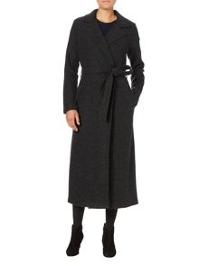 Phase Eight Meara maxi knit coat