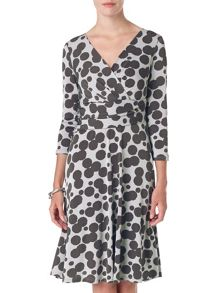 Phase Eight Fabiola spot dress