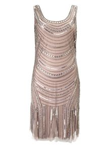 Kelsey embellished dress