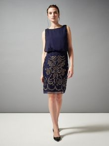 Phase Eight Nuala embellished dress