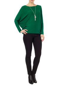 Becca batwing long sleeved jumper