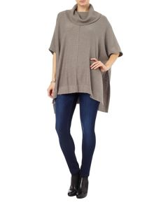 Phase Eight Petula poncho