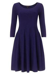 Hadley fit and flare dress